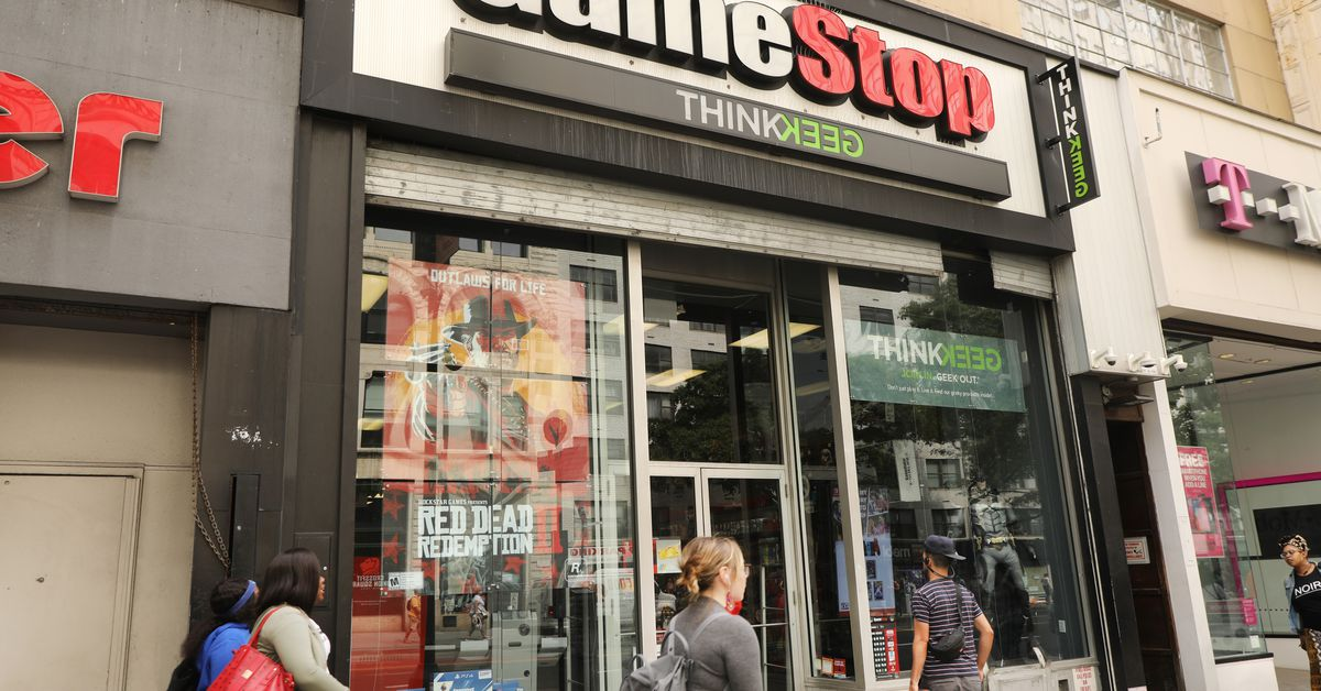 Gamestop Claims It Is Essential Retail To Remain Open Amid
