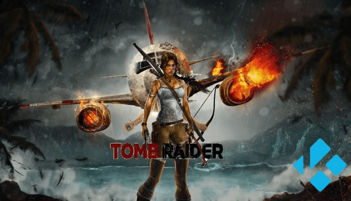 Tomb Raider - One of the Best Kodi Builds 2019