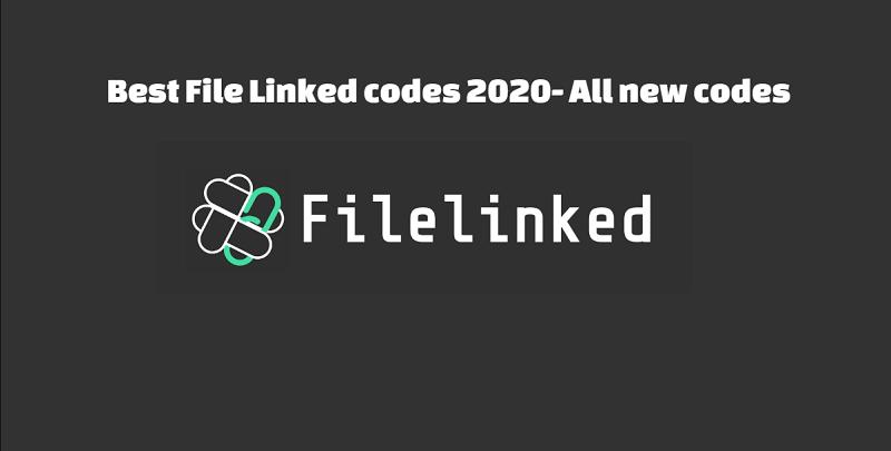Best file linked codes
