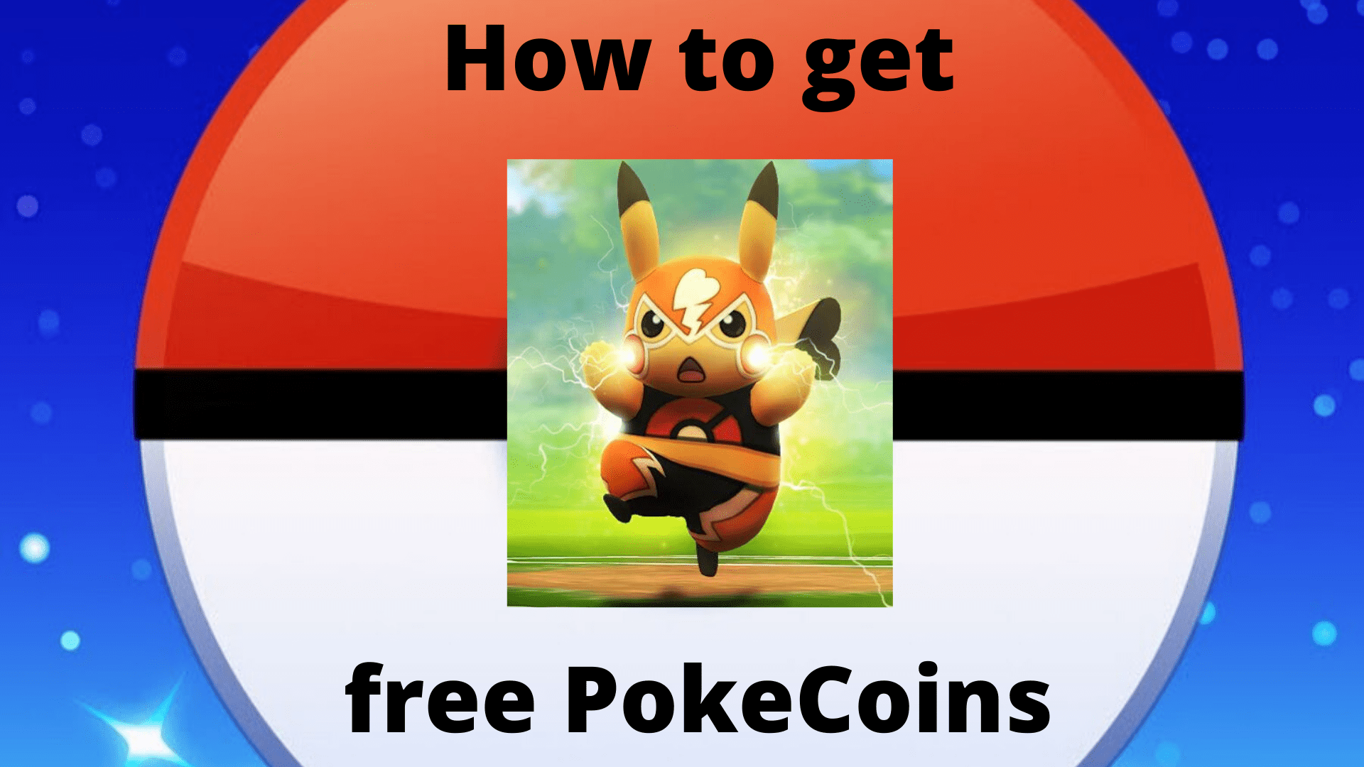 How to get free PokeCoins