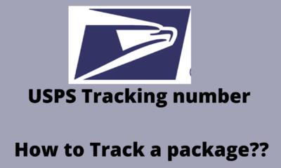 USPS Tracking number