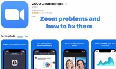 Zoom problems