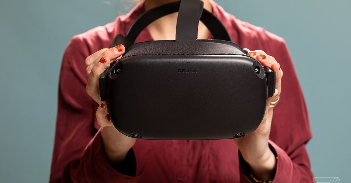 Oculus Is Developing A Smaller And Faster Quest VR Headset