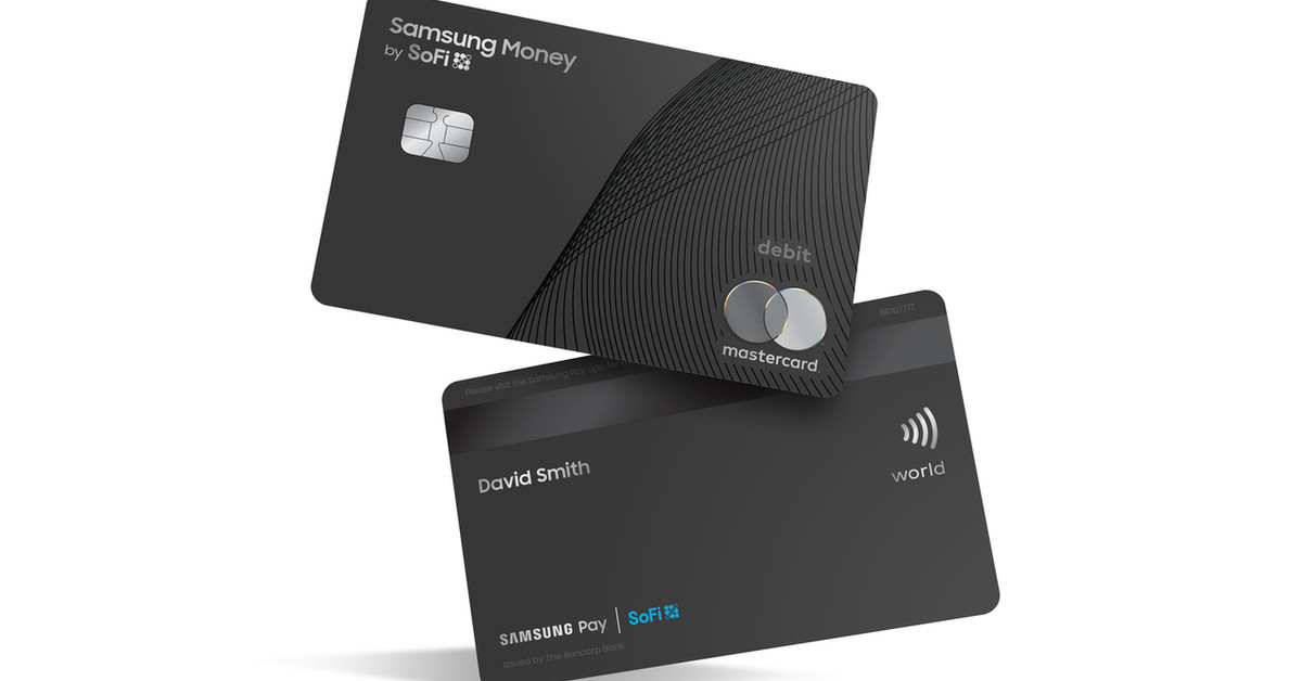 Samsung and Mastercard announce biometric card with fingerprint sensors