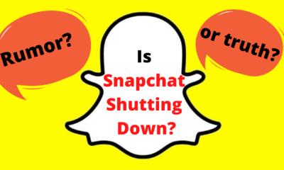 Is Snapchat Shutting Down_