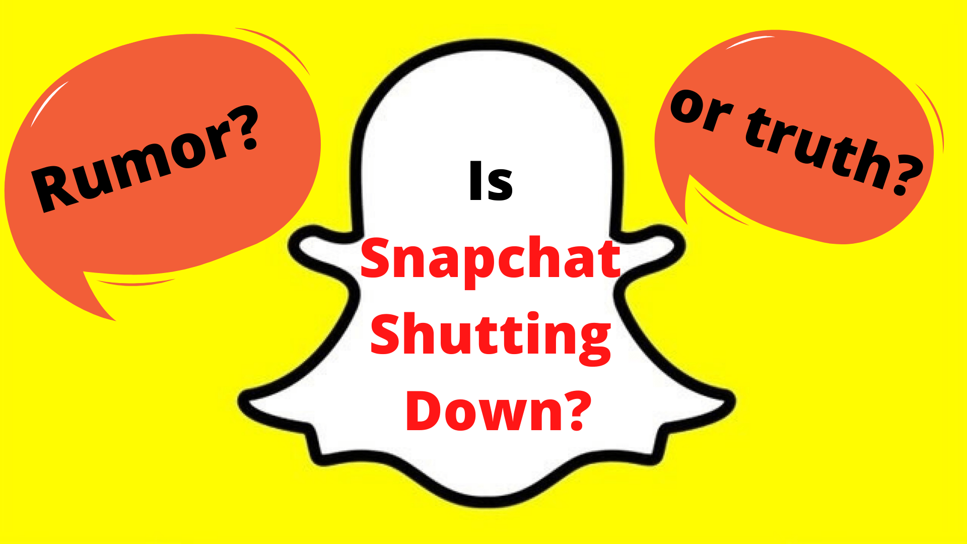 Is Snapchat Shutting Down_
