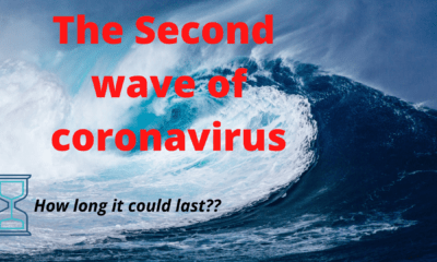 Second wave of coronavirus