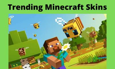 Trending Minecraft Skins