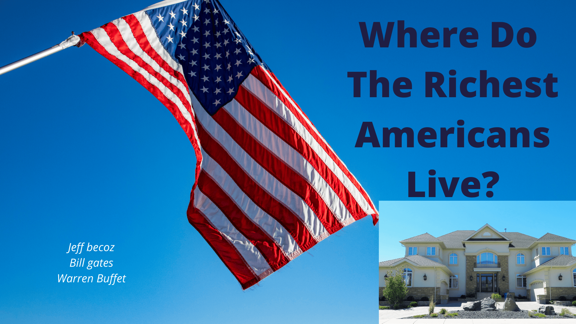 Where Do The Richest Americans Live_
