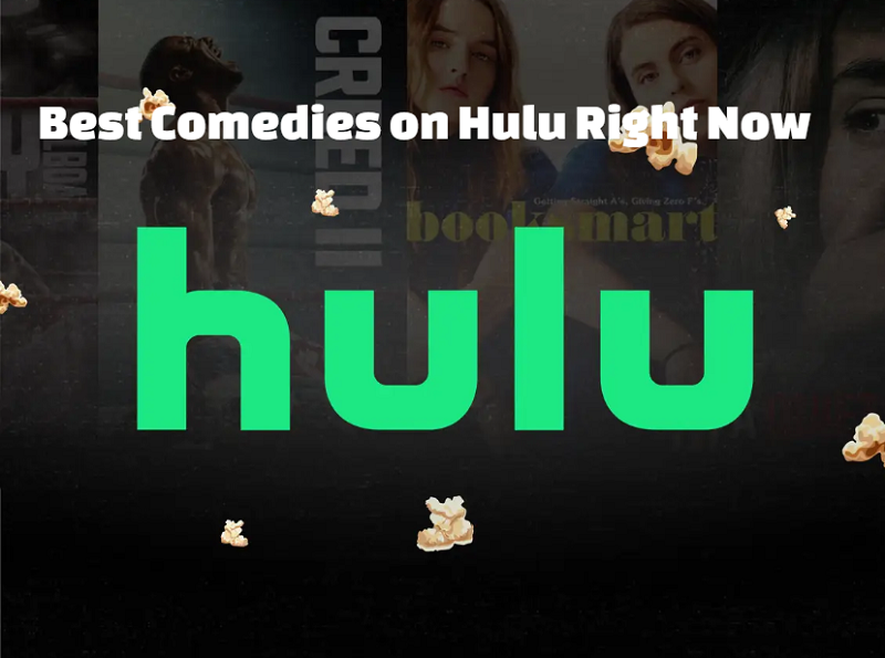 Best Comedies on Hulu Right Now