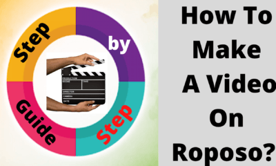 How To Make A Video On Roposo