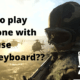 How to play Warzone with a mouse and keyboard