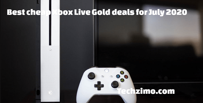Best Xbox Live Gold Deals