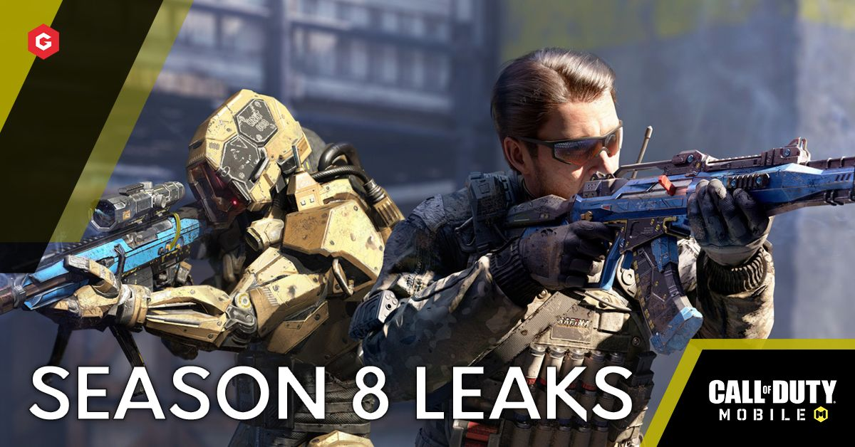 Call Of Duty Mobile Season 8 Leaks Start Date Characters Skins And Battle Pass Techzimo