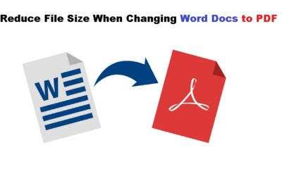 word to pdf convertor