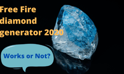 Free Fire diamond generator 2020