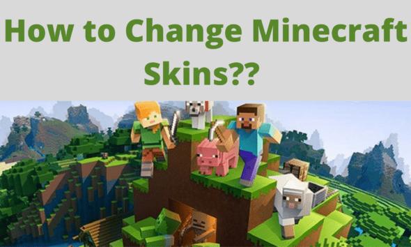 How to Change Minecraft Skins (Best Ways)