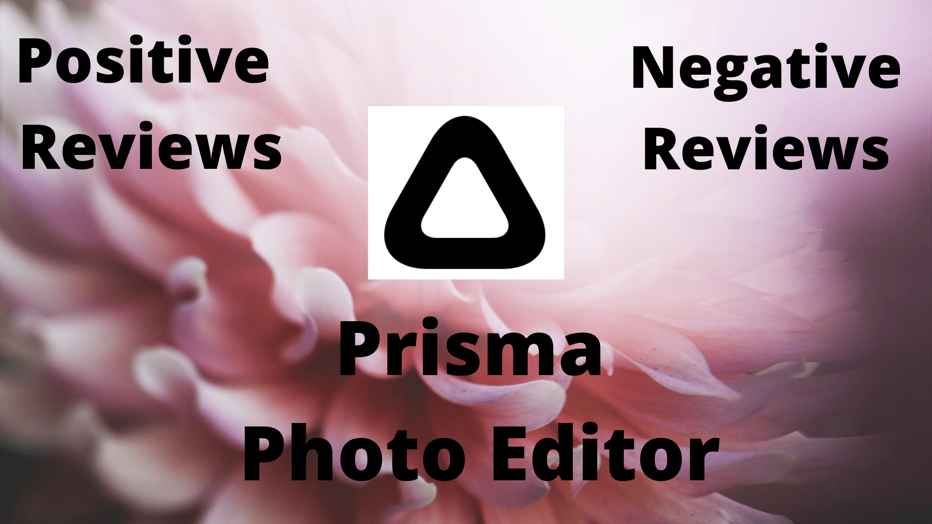 Prisma Photo Editor_ Positive & Negative Reviews