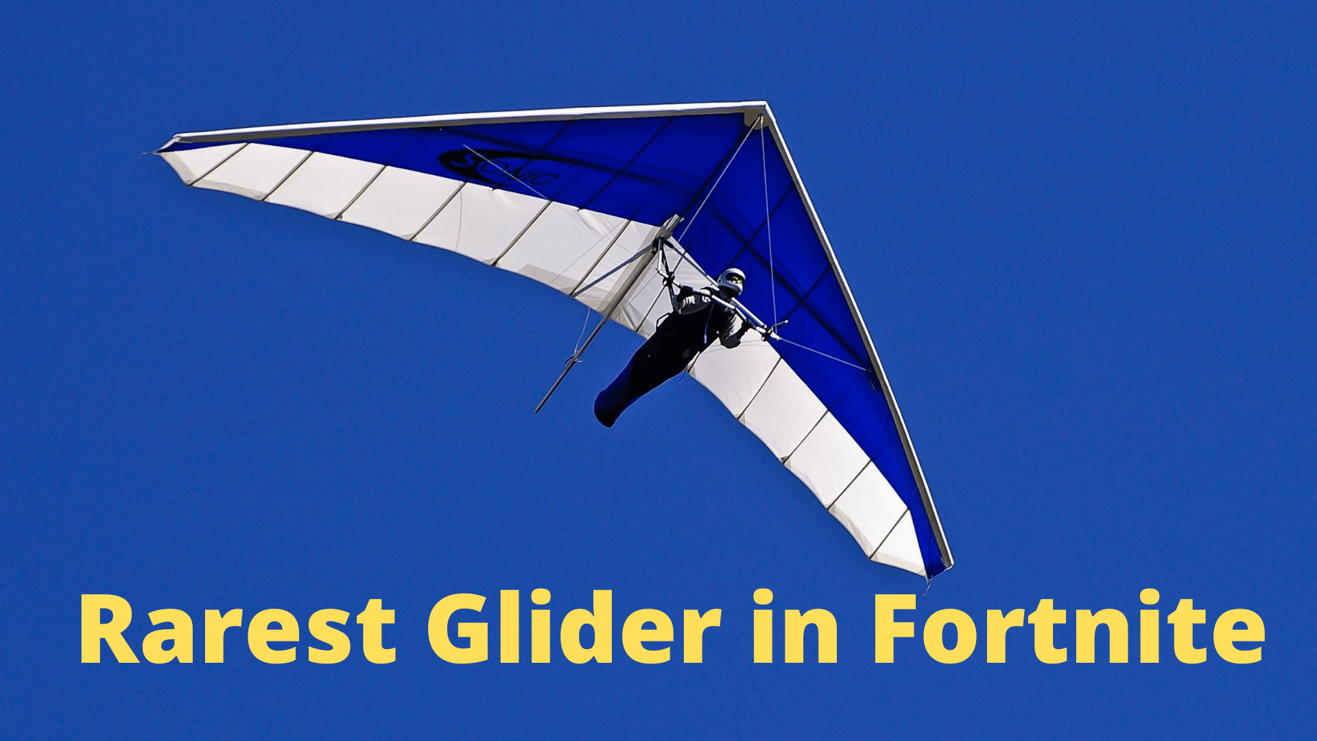 Rarest Glider in Fortnite