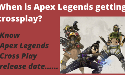 Apex Legends Cross Play release date