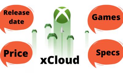 XCloud Release date