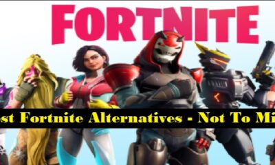 Best Fortnite Alternatives