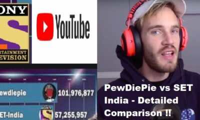 PewDiePie vs Set India