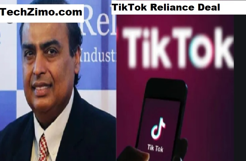TikTok Reliance Deal: RIL in talks with parent ByteDance to acquire TikTok for $5 billion in India!!