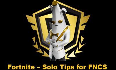 Fortnite – Solo Tips for FNCS