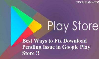 Best Ways to Fix Download Pending Issue in Google Play Store