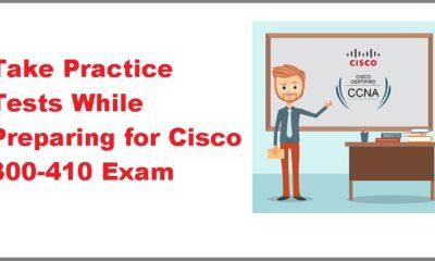 Cisco 300-410 exam