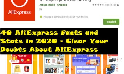 40 AliExpress Facts and Stats in 2020 - Clear Your Doubts About AliExpress Dropshipping business