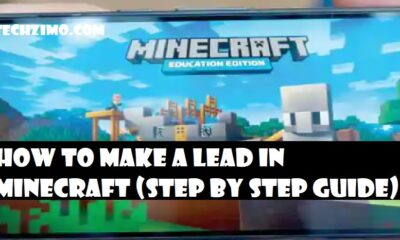 How to Make a Lead in Minecraft (Step by Step Guide)