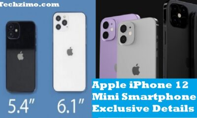 Apple iPhone 12 Mini Smartphone Exclusive Details- Price, Release Date, Features !!