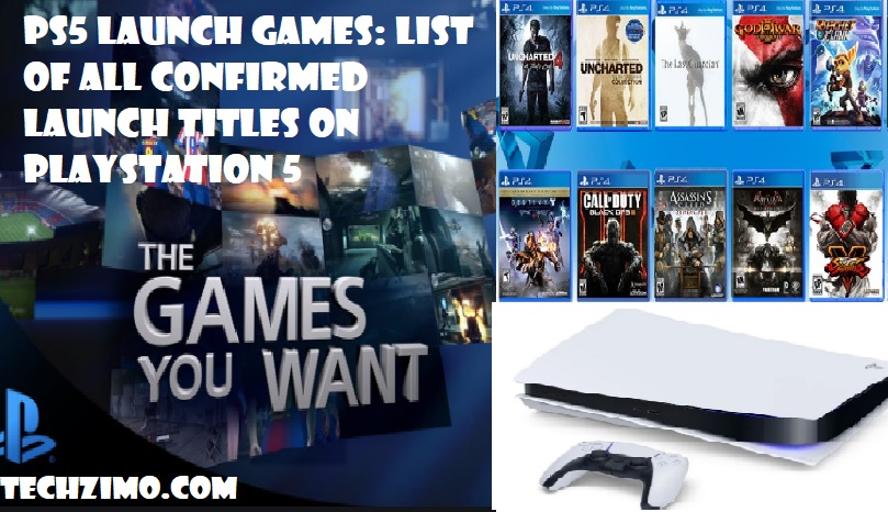 PS5 Launch Games: List of All Confirmed Launch Titles on PlayStation 5