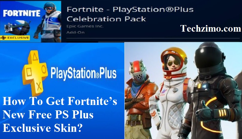How To Get Fortnite's New Free PS Plus Exclusive Skin