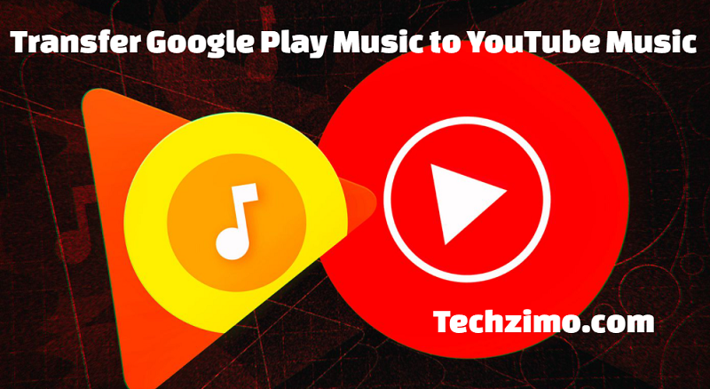 Move Google play muic to youtube music