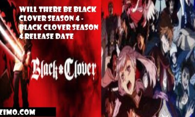 Will There Be Black Clover Season 4 - Black Clover Season 4 Release Date