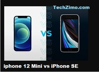 iPhone 12 Mini vs iPhone SE 2020 | Comparison of two Budget Smartphones.