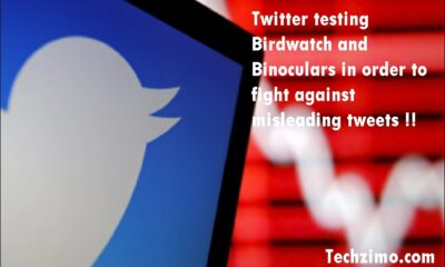 Twitter testing Birdwatch and Binoculars in order to fight against misleading tweets