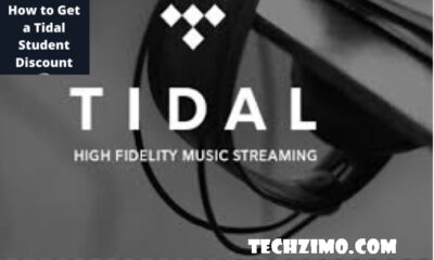 Get Tidal student discount
