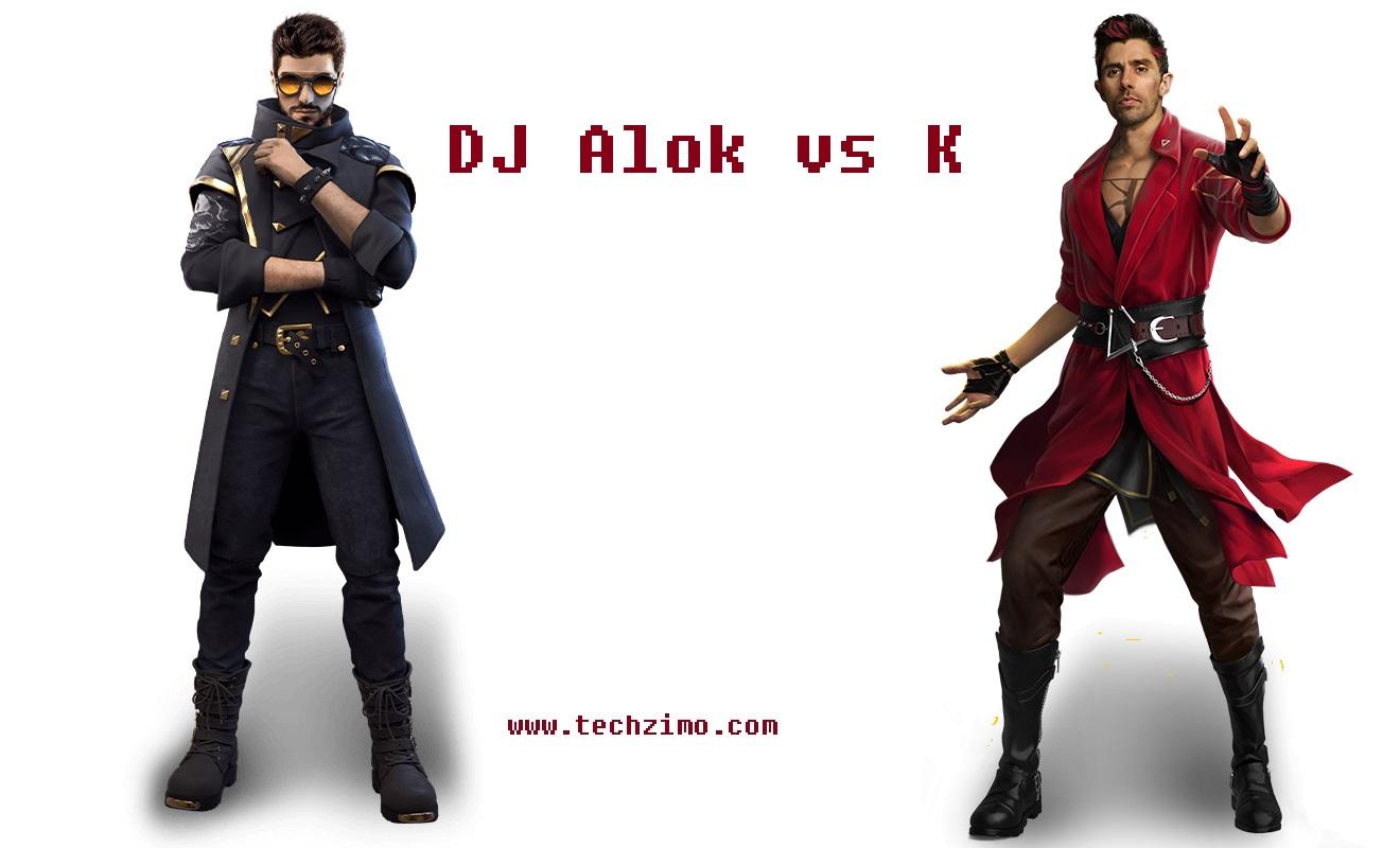 DJ Alok vs K
