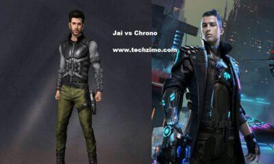 Jai vs. Chrono