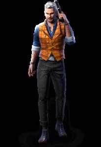 Best free fire character - Joseph