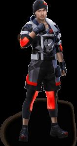 best free fire characters - Jota