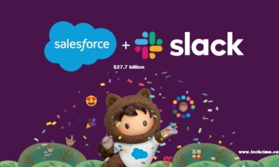 Salesforce to acquire Slack