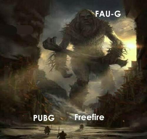 faug launch