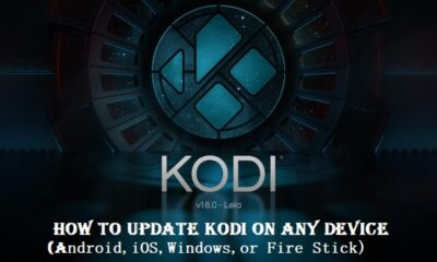 How to Update Kodi on Any Device