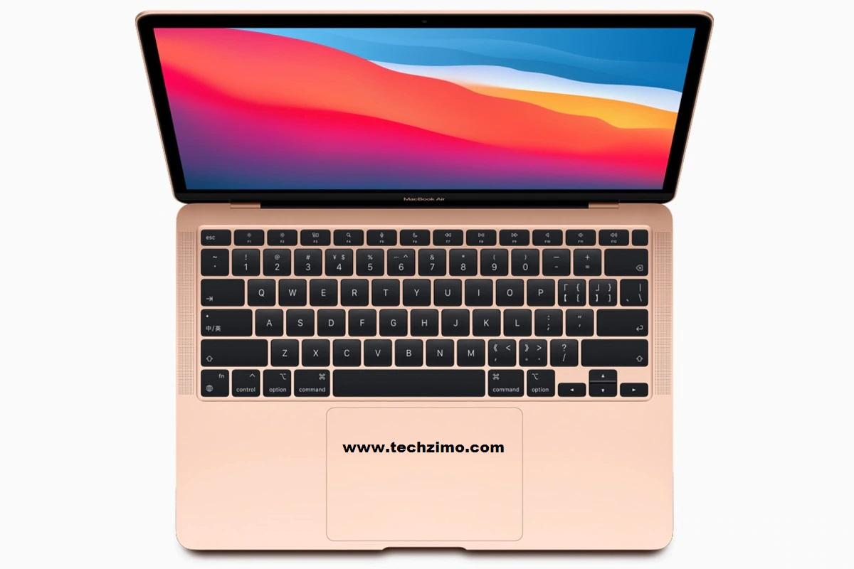 MacBook Air with MagSafe