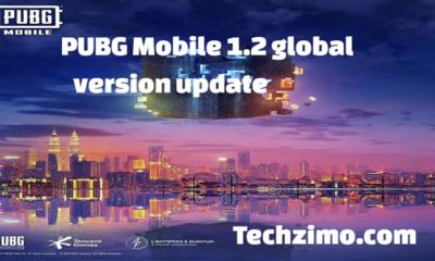 Download PUBG Mobile 1.2 global version update using apk file